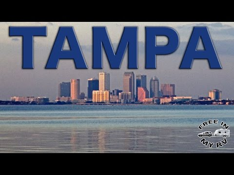 Tampa, Florida | Traveling Robert