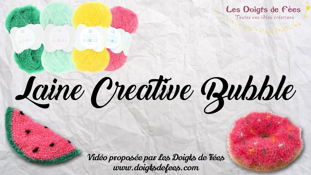 Notre Coup De Coeur La Laine Creative Bubble Les Doigts De Fées