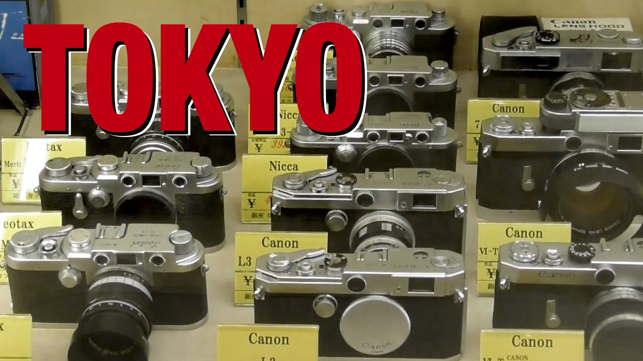 tokyo used camera shopping guide ginza youtube rh youtube com Shopping Guide Guide Card New York Shop Guides London