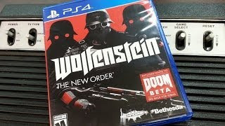 Classic Game Room - WOLFENSTEIN: THE NEW ORDER review for PS4
