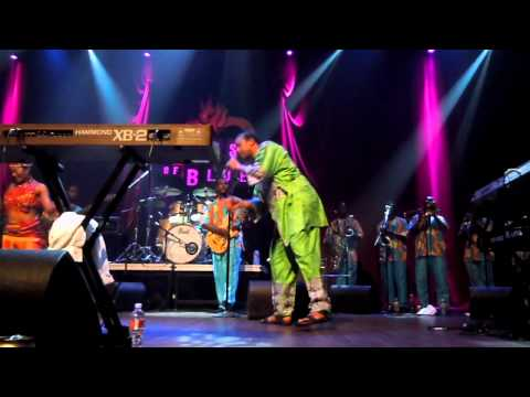 "Femi Kuti & The Positive Force. ""Truth Don't Die"". Live @ House of Blues. Dallas, Tx"
