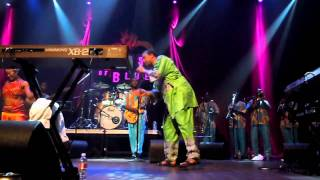 femi kuti the positive force truth dont die live house of blues dallas tx