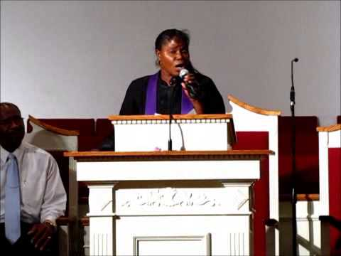 Pastor Leeora Dove - Man's Extremities is God's Opportunity