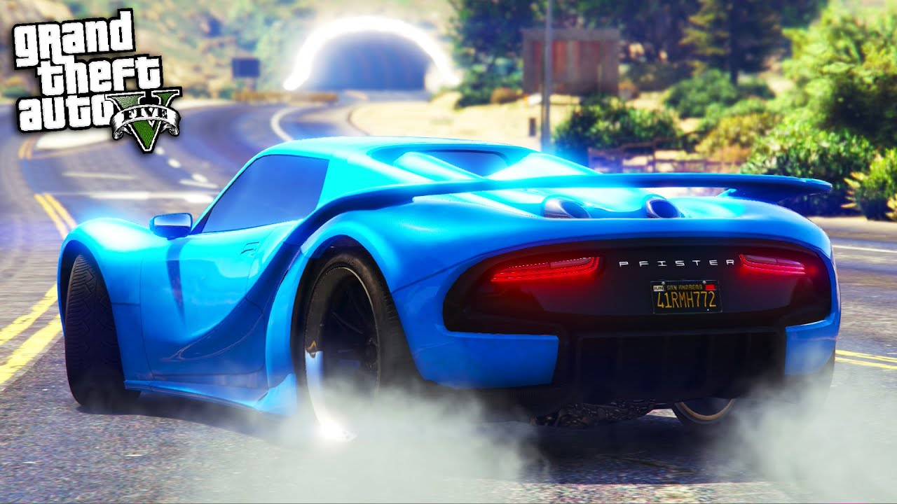 GTA Online: Pfister 811 Insane Top Speed - New Fastest Super Car ...