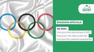 """Si On Parlait Sport. Emission spéciale """"Journée Olympique 2021"""""""