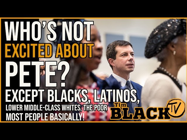 Did Pete Buttigieg Try To Fool Black Voters in South Carolina? | Tim Black