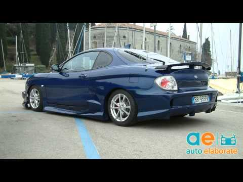 Coupe Hyundai Coupe 1.6 FX 116cv 2001 Tuning