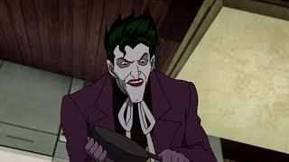 Бэтмен против Джокера