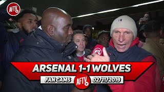 Arsenal 1-1 Wolves | Emery's Substitutions Cost Us The Game Again! (Lee Judges)