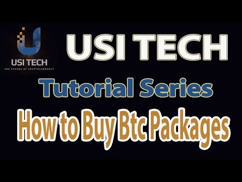 how to buy usi tech packages with coinspot