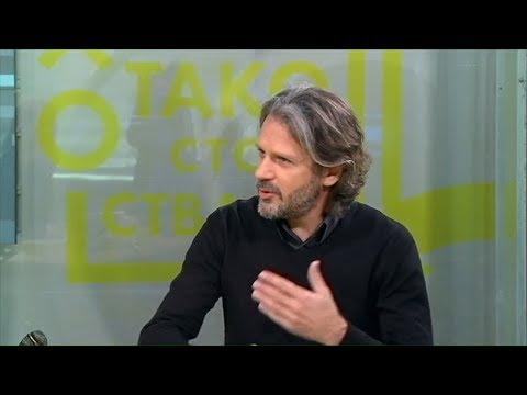 Tako stoje stvari  Intervju  Dragan Mićanović  07.11.2017.