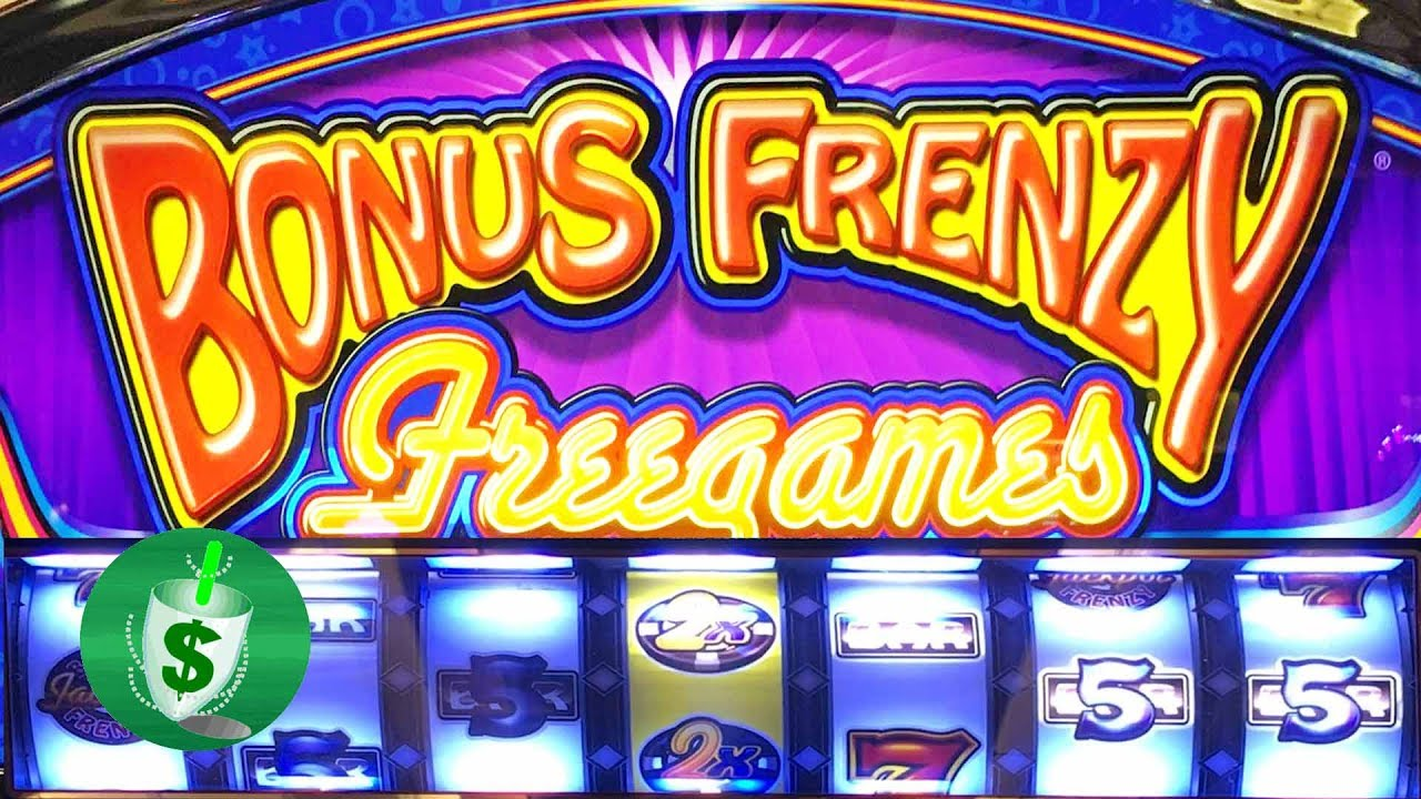 Frenzy Slot Machines