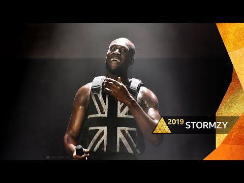 [Video] Stormzy takes Glastonbury to church with 'Blinded By Your Grace'