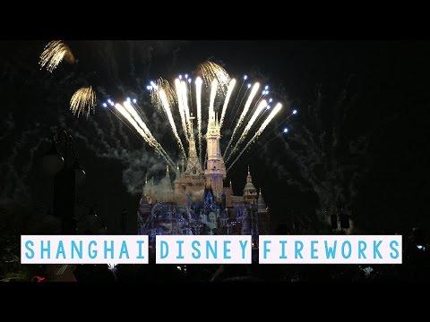 Ignite The Dream   Shanghai Disney Fireworks [FULL SHOW]