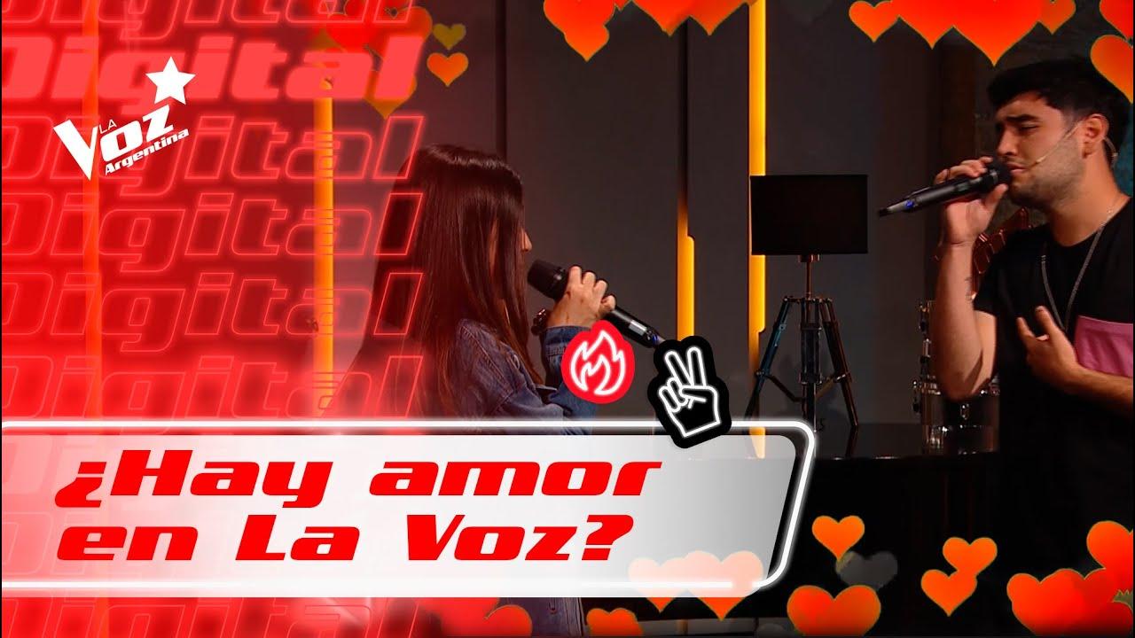 ¿Se ha formado una pareja en La Voz Argentina? - La Voz Argentina