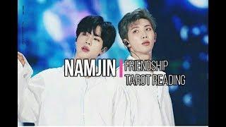 BTS NamJin Friendship   Tarot Card Reading by Bangtanallday 123