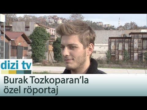 Burak Tozkoparan ile özel röportaj - Dizi Tv 575. Bölüm