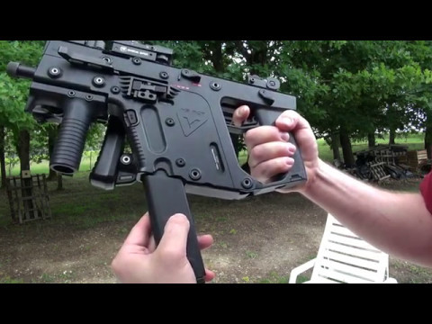 Kriss vector maintenance - Krytac Technical Discussion Forum