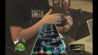 GuitarHeroPhenom Eruption FC 100% Guitar Hero Van Halen Expert Guitar