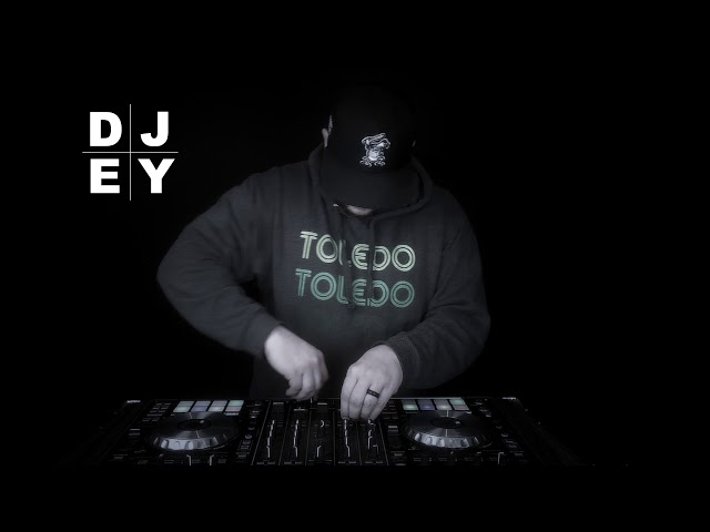 DJ EY - BEAT JUGGLING PRACTICE