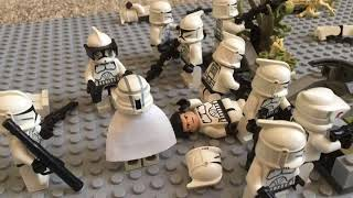 Commander Keller Takes Charge- Lego Star Wars Stop Motion thumbnail