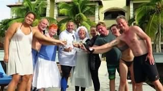 Bonaire Underwater Wedding