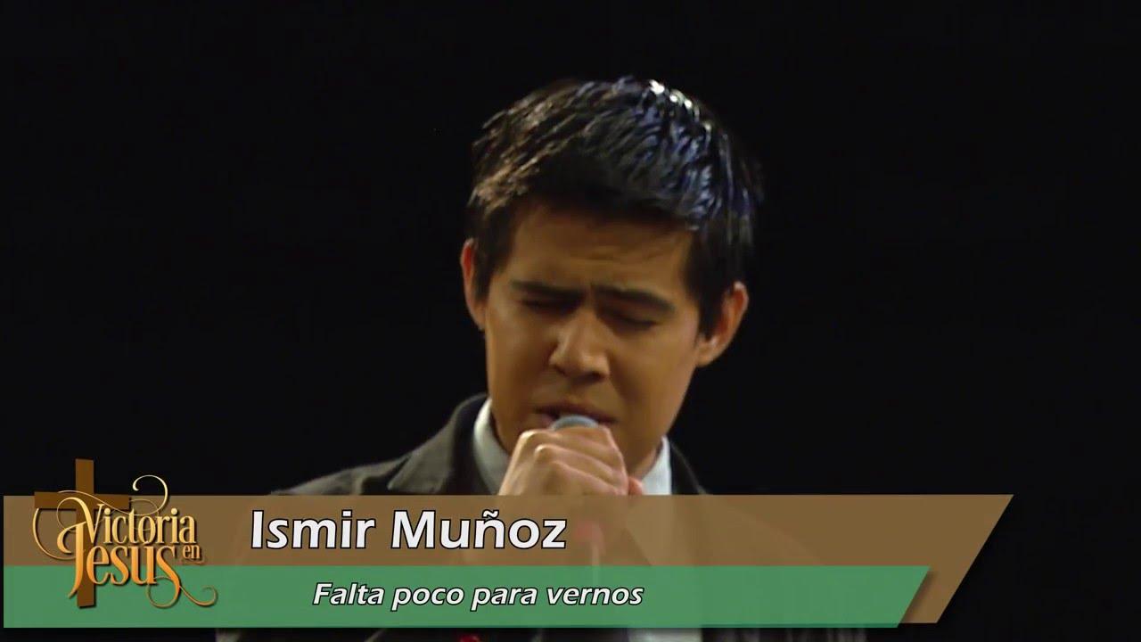 Ismir Muñoz falta poco para vernos