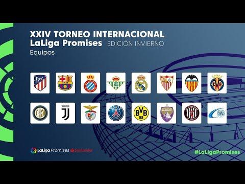 24º Torneo Internacional LaLiga Promises en Abu Dhabi I Mundo Deportivo