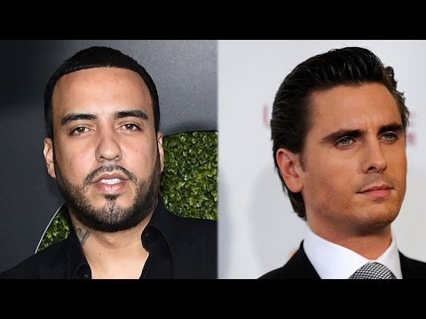 EXCLUSIVE: French Montana and Scott Disick React to Kanye West