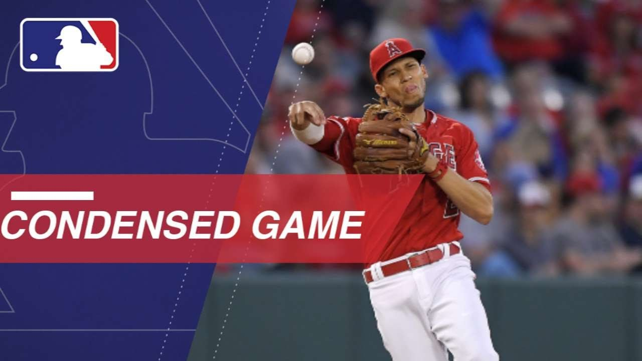 Condensed Game: TOR@LAA - 6/22/18