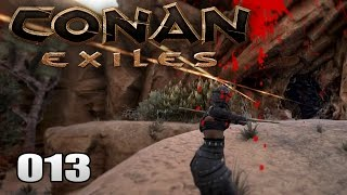 CONAN EXILES [013] [Fiese Höhlenmenschen] [Multiplayer] [Deutsch German] thumbnail