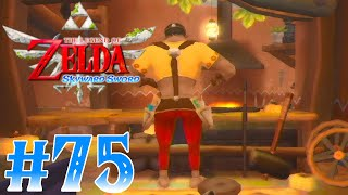 The Legend of Zelda: Skyward Sword 100% Walkthrough - Part 75: Tedious Tasking!