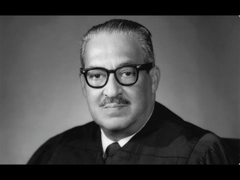 Thurgood Marshall-Mini Biography