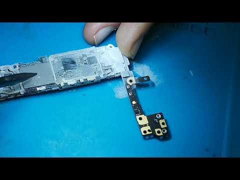 Ремонт IPhone 6s, короткое замыкание на плате