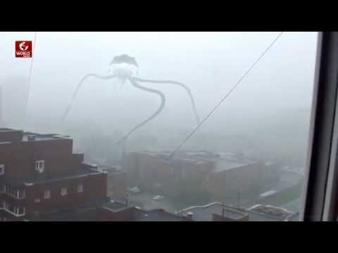 RUSSIA NEWS -   Russian city  Novosibirsk  is under alien attack ! Really ???