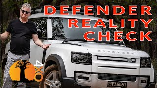 DEFENDER REALITY CHECK. How can a 4WD score high on on-road ability but low as an off-roader?
