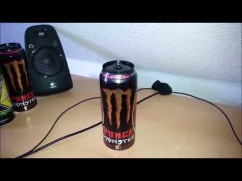 Energy Drink Review: New German Monster Punch Baller´s Blend (GER)