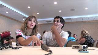 YAH Chats with Scorpion Cast Katharine McPhee (Paige Dineen) and Elyes Gabel (Walter O'Brien)