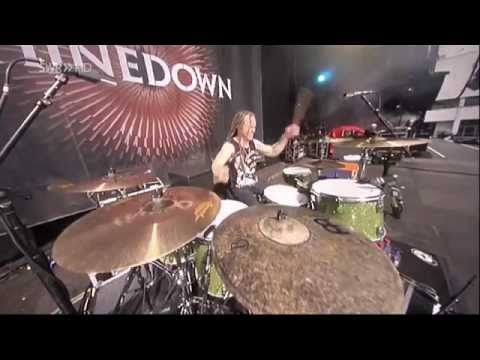 SHINEDOWN. Unity + Second Chance + Bully . ROCK AM RING 2012 (LiveSet)