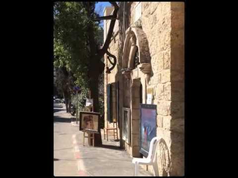 A Visit to the Charming Village of Ein Kerem