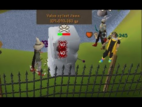 Risking ABSOLUTE BANK PKing in The Best Gear