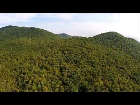 Hubbard Brook Panorama
