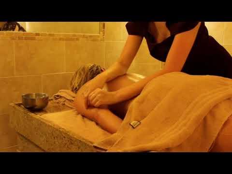 Cleansing Seaweed Body Wrap - Hammam Treatment at Peake Spa
