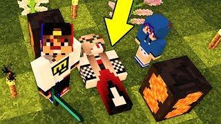РЕБЕНОК ВАМПИР СПАС ДЕВУШКУ ЭЛИЗАБЕТ ВАМПИРШУ Видео  Майнкрафт Выживание Мультик для детей Minecraft