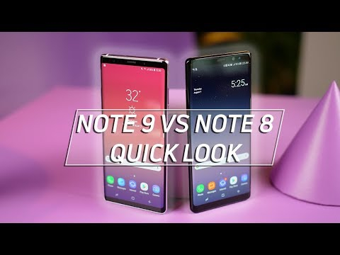 Samsung Galaxy Note 9 vs Galaxy Note 8: Worth The Upgrade?