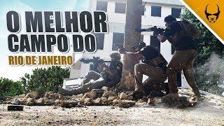 AIRSOFT   DOMINAMOS O MELHOR CAMPO DE AIRSOFT DO RIO DE JANEIRO