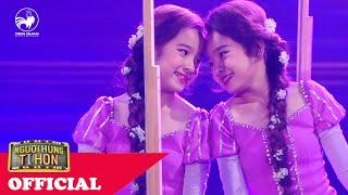 Người Hùng Tí Hon | Tập 13: Tài năng khiêu vũ - Bảo Châu & Bích Châu (Vòng 1)
