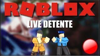 LIVE ROBLOX FR : MON NOUVEAU JEU !