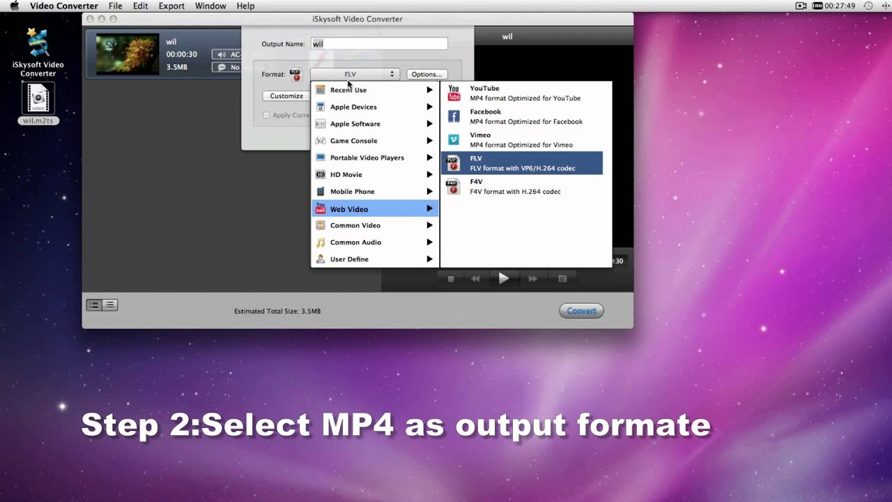 How to Convert AVCHD to MP4 on Mac OS X - YouTube