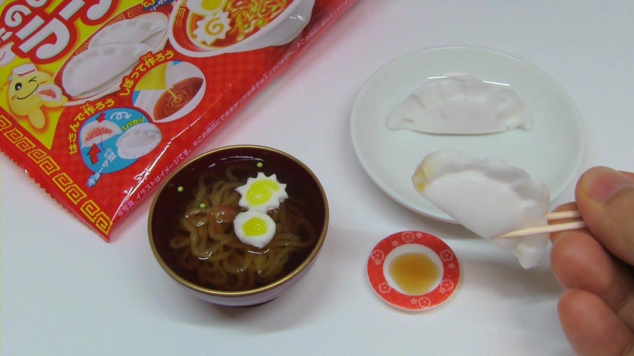 Kracie Popin'Cookin' Ramen Set Renewal ~ たのしいラーメンやさん 知育菓子 ...